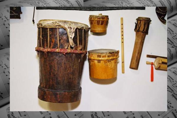 contoh tifa dalam pengertian alat musik ritmis