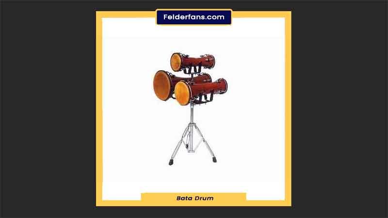 alat musik Bata Drum
