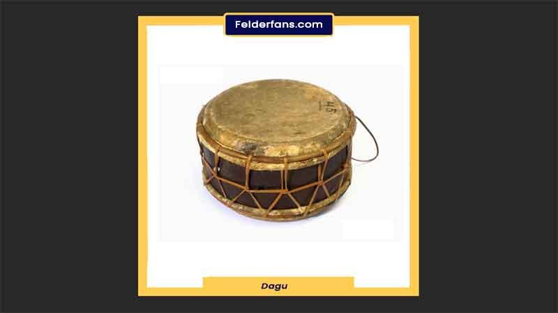 alat musik Dagu
